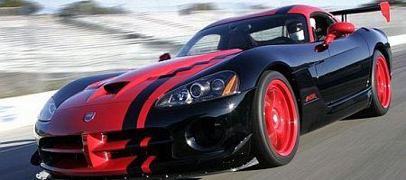 Dodge Viper ACR 1.33 Edition