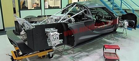 Hennessey Venom GT Spy Shots
