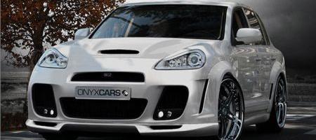 Onyx Porsche Cayenne