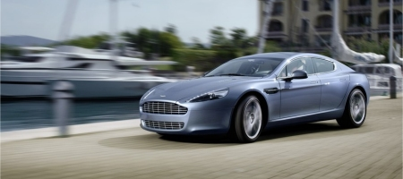 Aston Martin Rapide Gets Priced