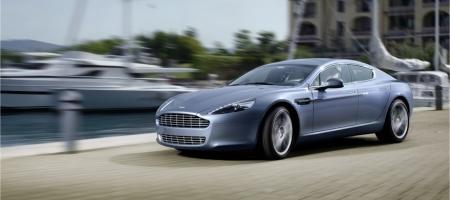 Aston Martin Rapide Gets Priced