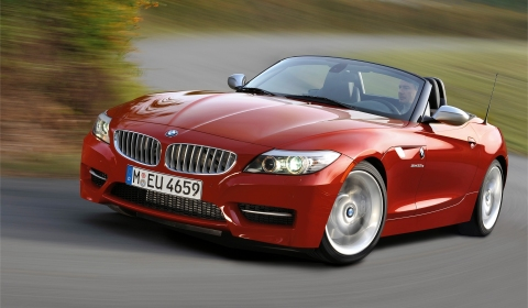 BMW Z4 sDrive35is 480x280