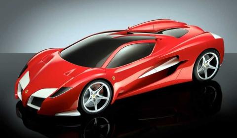Ferrari F70 Design Study 480x280