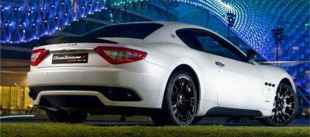 Limited Edition GranTurismo MC Sport Line Unveiled