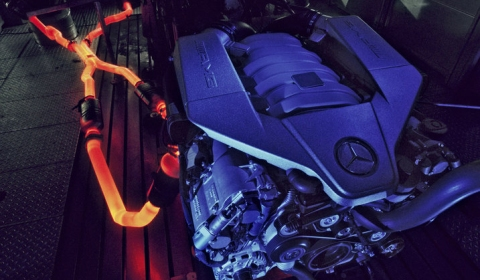 Mercedes-Benz to Downsize AMG V8 Engines 480x280