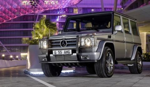 """Mercedes G 55 AMG """"Edition 79"""" 480x280"""