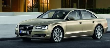 Official 2010 Audi A8