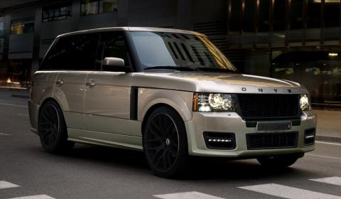 Onyx Concept Range Rover Voque 2010 01