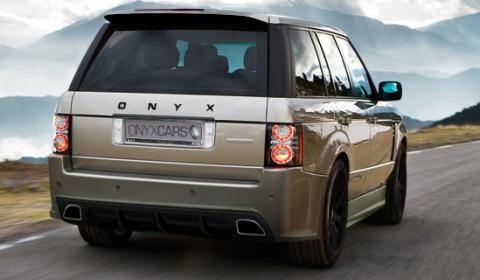 Onyx Concept Range Rover Voque 2010 480x280