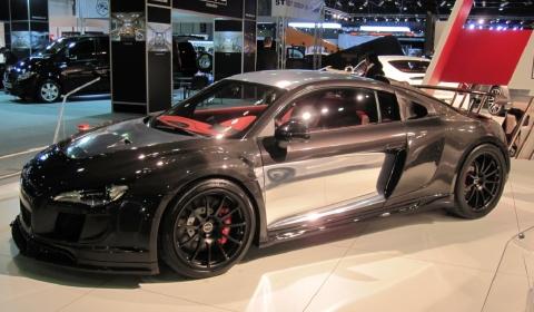 PPI Design Razor GTR Carbon 480x280