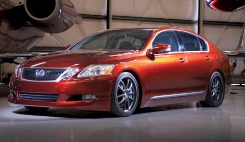 Rumours Lexus GS-F 480x280
