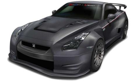 Runduce Nissan GT-R 480x280