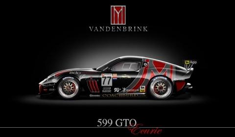 Vandenbrink Design Ferrari 599 GTO Ecurie GTX 480x280