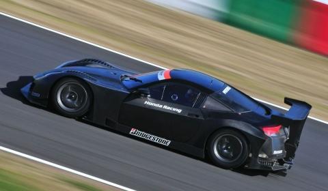 Video Honda HSV-010 GT Testing 480x280