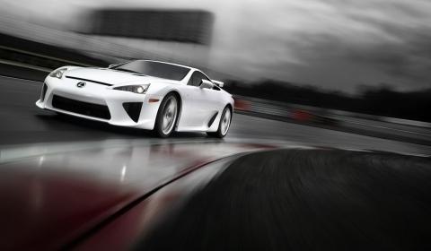 Video Lexus LF-A Engine Sound 480x280