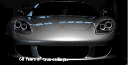 Video Porsche 60 Years