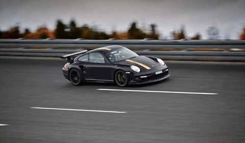 Video: Porsche 9ff TR1000 Hits 391.7km/h 480x280