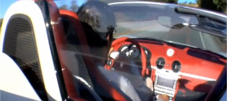 Video Porsche Boxster Spyder - Sunday Morning Drive