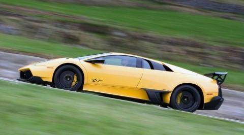 Lamborghini LP670-4 SV