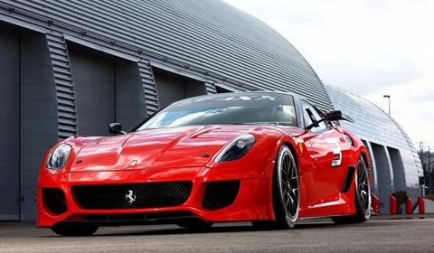 Ferrari 599GTO Rumours