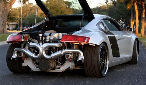 Heffner Twin-Turbo Audi R8