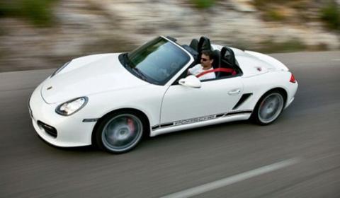 Low Emissions Porsche Boxster