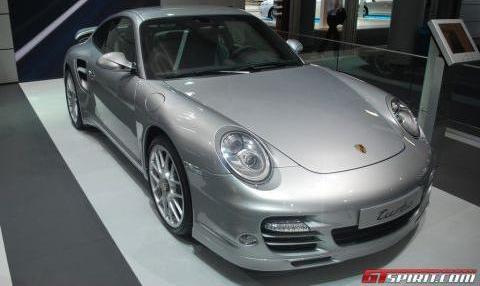 Porsche Turbo Brussels