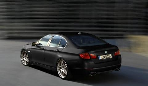 Racing Dynamics BMW R50S