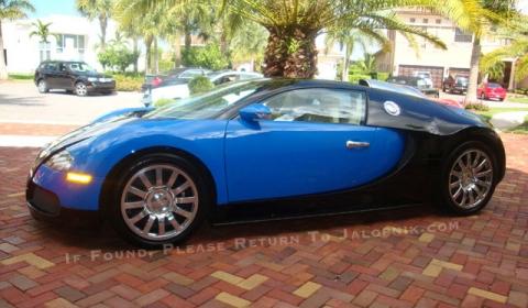 Bugatti Lake Crash Owner Gets Replacement Veyron 480x280