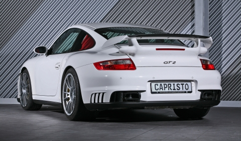 Capristo Exhaust for Porsche 997 GT2 and 997 Turbo 480x280