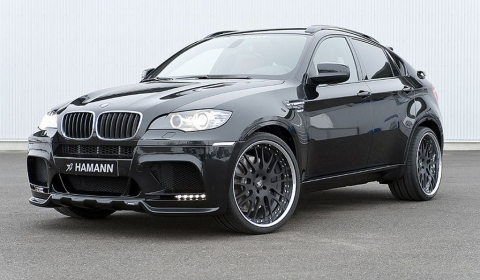 German tuner Hamann has revealed its BMW X6M program including both