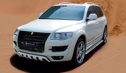 Hofele Design VW Touareg Dakar 20.10 Special Edition 480x280