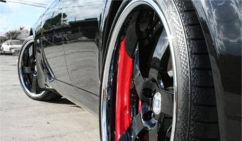 Maserati Quattrporte 4.7 on Wheels Boutique HRE792R 480x280