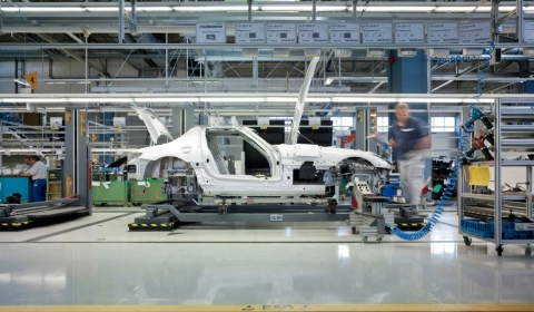 Mercedes-Benz Starts Production SLS AMG 480x280