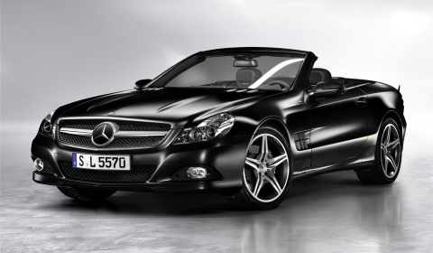 Official Mercedes-Benz SL Night Edition 480x280