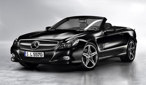 Mercedes-Benz SL Night Edition