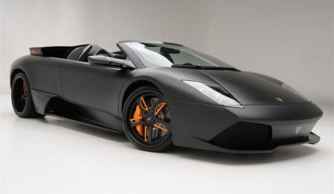 2010 Lamborghini Murcielago Lp650 4 Roadster. This No2/50 Murcielago LP650-4