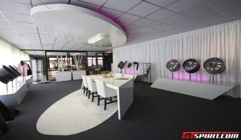 Sportec Factory Visit 03 - Jero Design Showroom