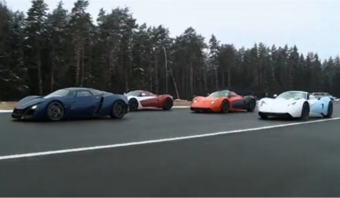 Video Marussia B1 & B2 in Action 480x280