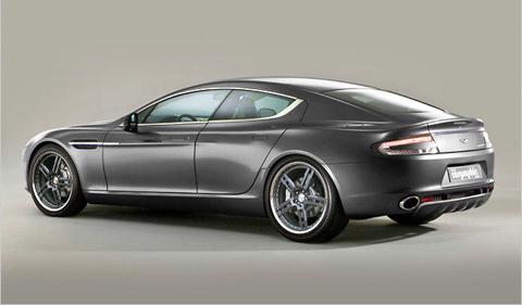 Cargraphic Aston Martin Rapide