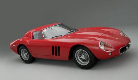 Ferrari 250 GTO Chassis No. 4675 GT