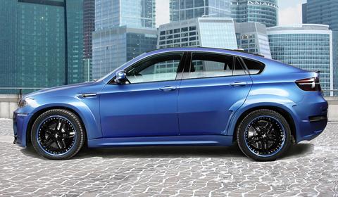 Lumma Design BMW X6M