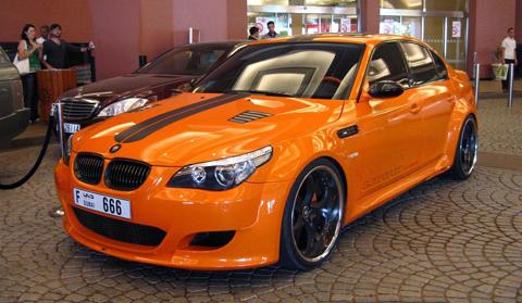 Lumma Design CLR 500 RS