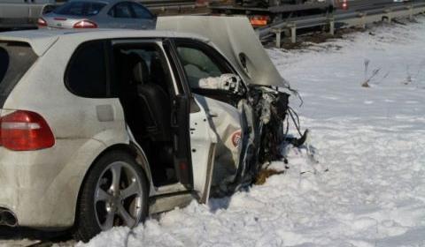 TechArt Magnum Crash