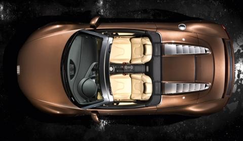 Downsizing Audi R8 Spyder With V8 Engine