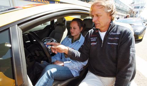 Bleekemolen driving lessons for kids