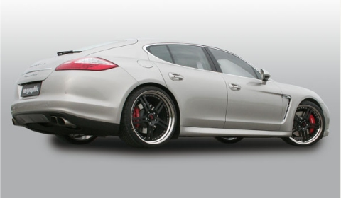 Cargraphic Porsche Panamera Program 01