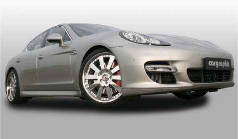 Cargraphic Porsche Panamera Program 480x280