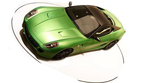 Ferrari 599 GTB Hybrid
