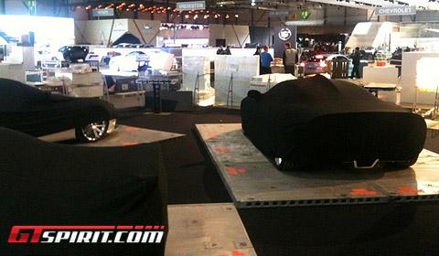 Spyker @ Geneva Motor Show 2010